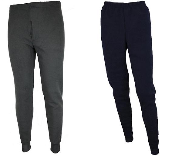 M's & W's Expedition Weight Comfort Fleece Pants