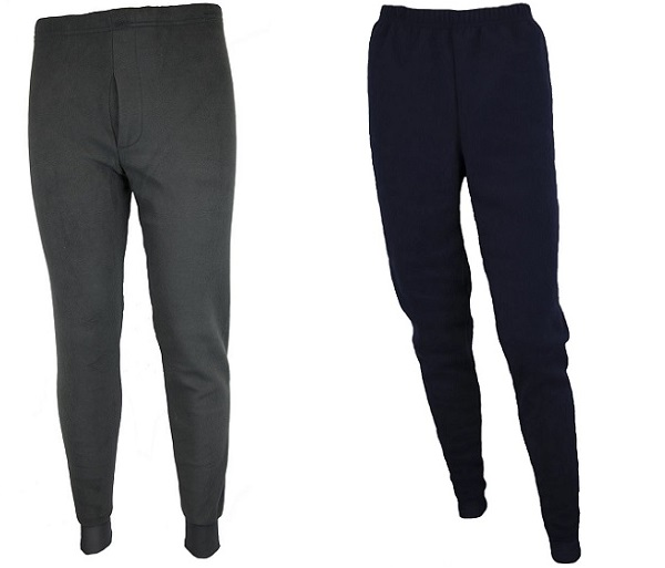 M's & W's Expedition Weight Comfort Fleece Pants