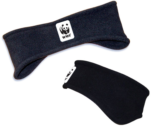 WWF R-Tek Fleece Headband