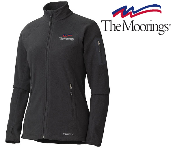 Moorings W's Reactor Polartec 100 Jacket by Marmot