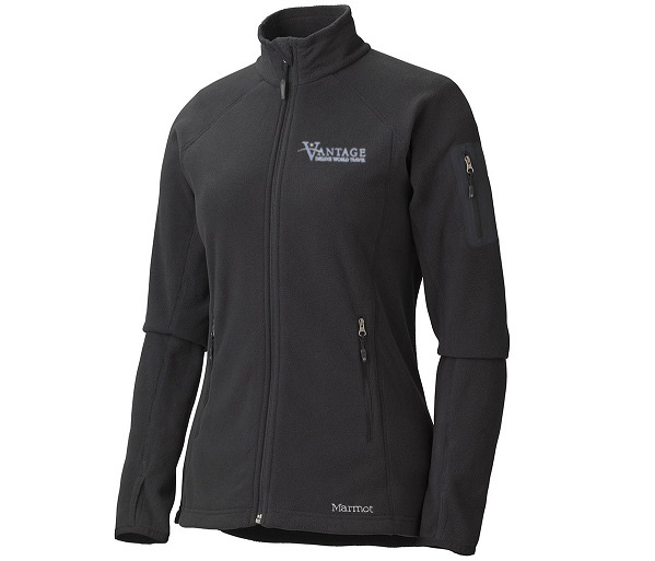 Vantage Adventures Women's Reactor Polartec 100 Jacket by Marmot