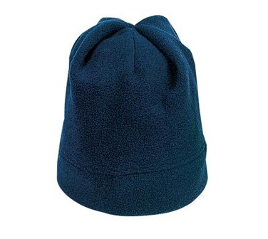 Fleece Toque - Navy