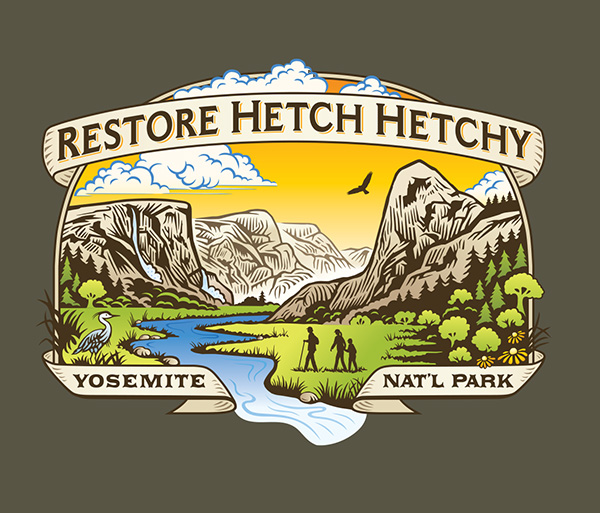 Hetch Hetchy Logo