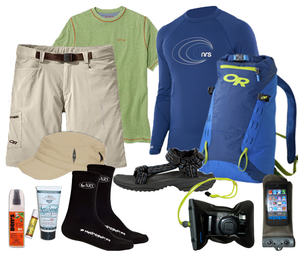 His Gear for the Reef & Sea
