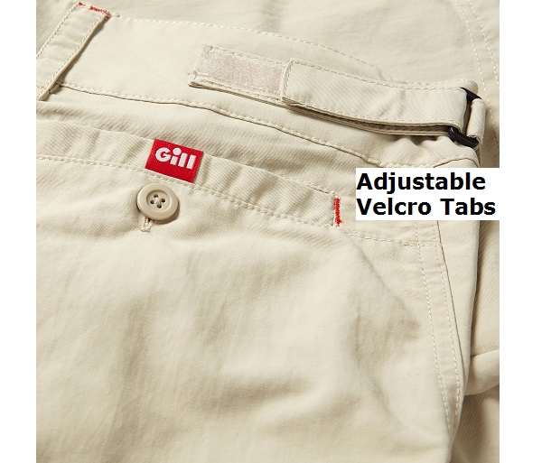 Adjustable Waist Tabs
