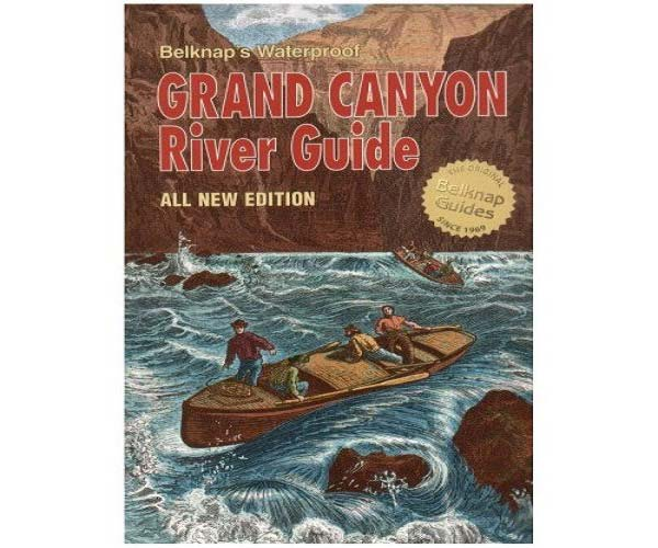 """Best River Guidebooks"" - Grand Canyon"