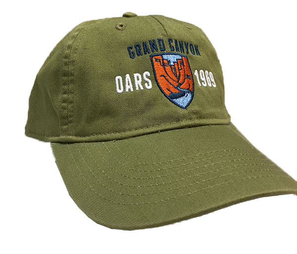 OARS Grand Canyon Organic Hat