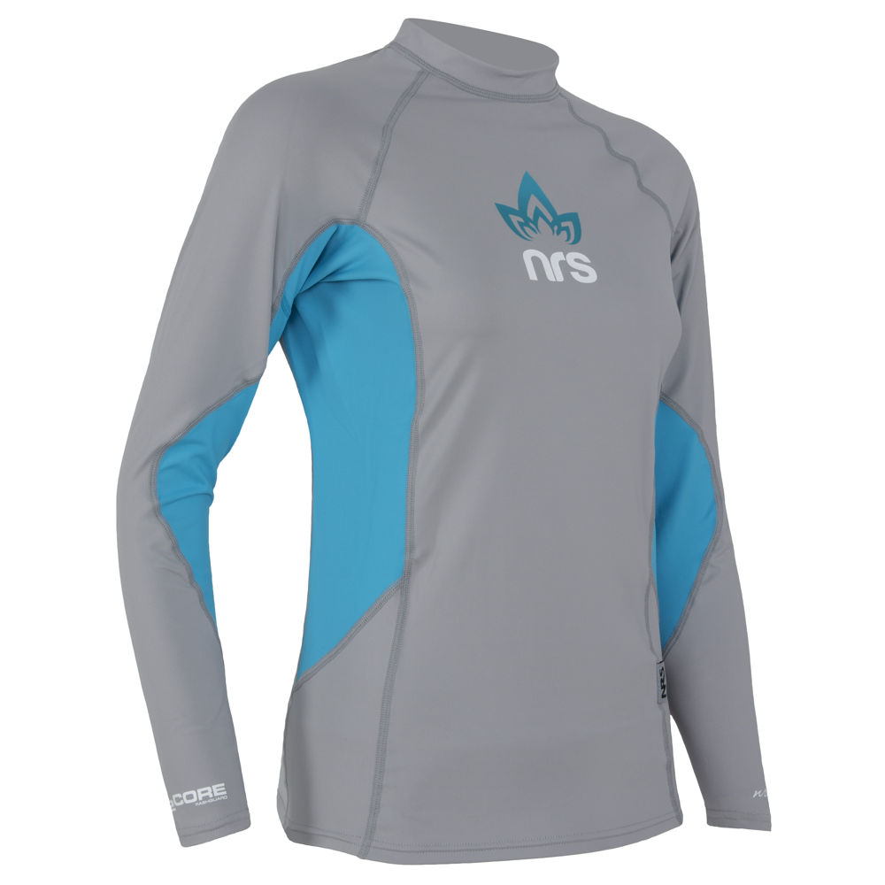 Women's H2Core Rash Guard & Snorkel Top by NRS