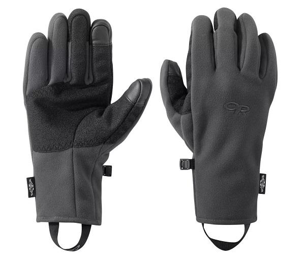 Windproof Gripper Sensor Gloves