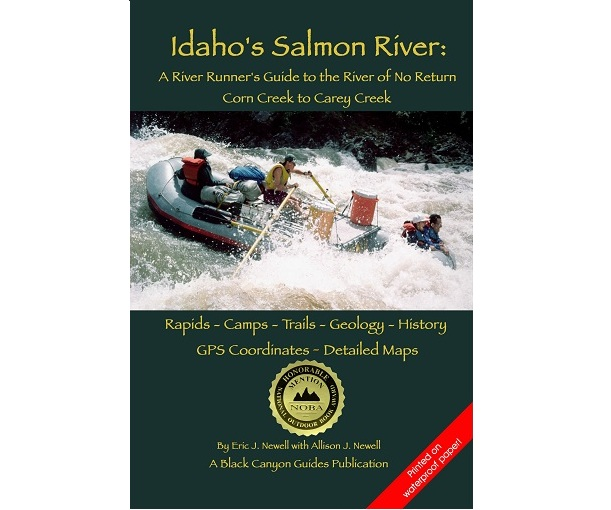 """Best River Guidebooks"" - Main Salmon River"