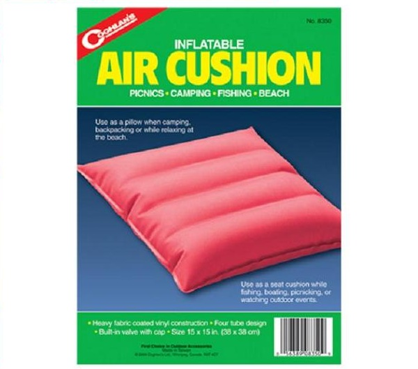 Inflatable Pillow & Seat Cushion by Coghlan's