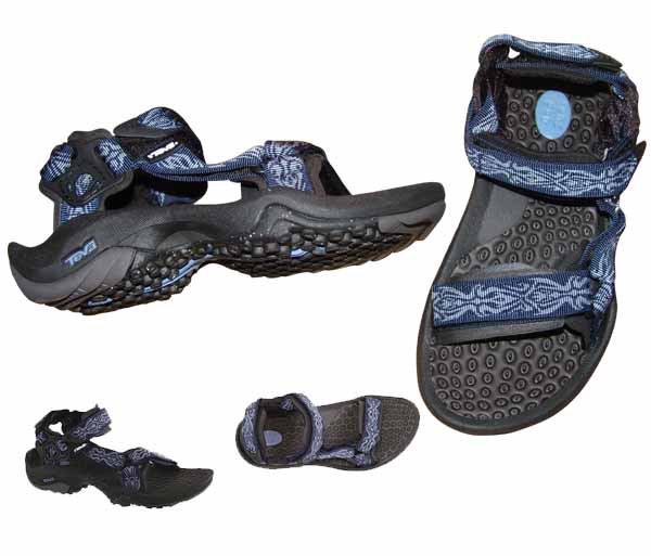 Kid's Aqua-Terra Sandals by TEVA