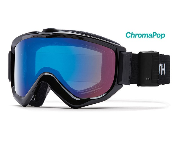Turbo Fan Eyeglass Goggles by Smith Optics