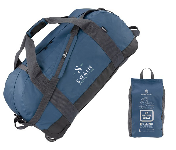 Swain Large Rolling Soft-sided Duffel by Eagle Creek
