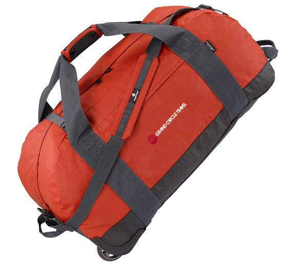 GCT's Large Rolling Soft-sided Duffel by Eagle Creek