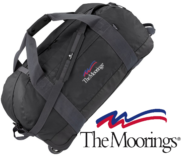Moorings Large Rolling Soft-sided Duffel by Eagle Creek