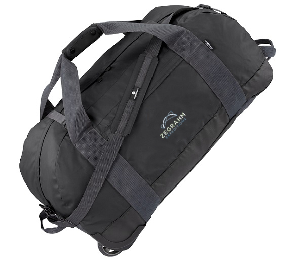 Zegrahm Expeditions Large Rolling Soft-sided Duffel by Eagle Cre