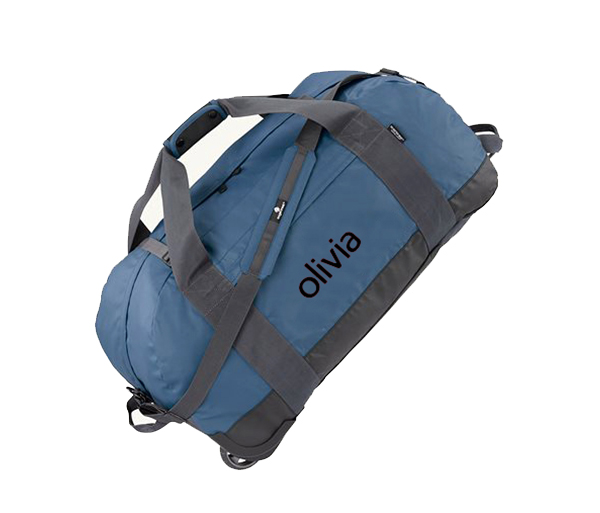 Olivia's Large Rolling SoftSided Duffel by Eagle Creek