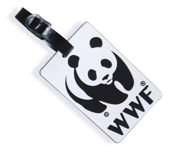 WWF Luggage Tag