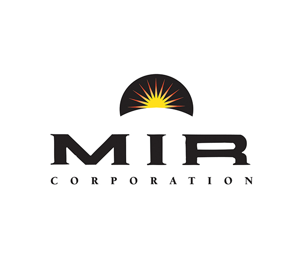 MIR Corporation Logo