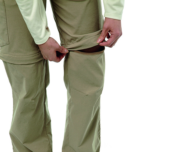 Insect Shield Convertible Pants by Craghoppers