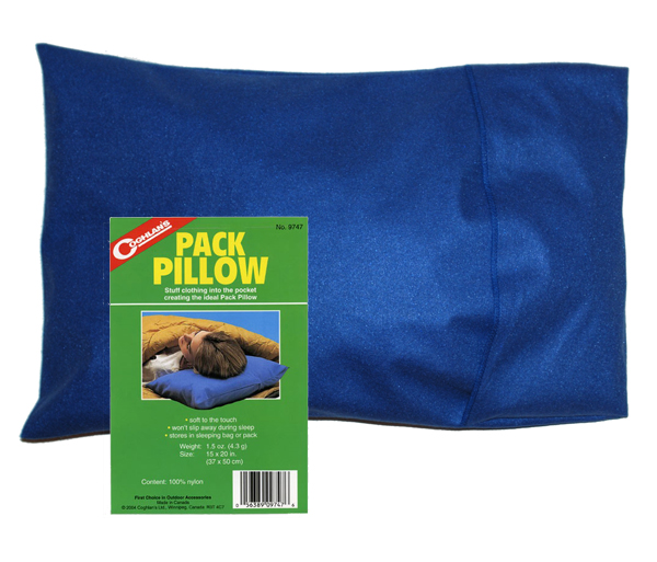 Cushions & Pillows - Coghlans Pack Pillow