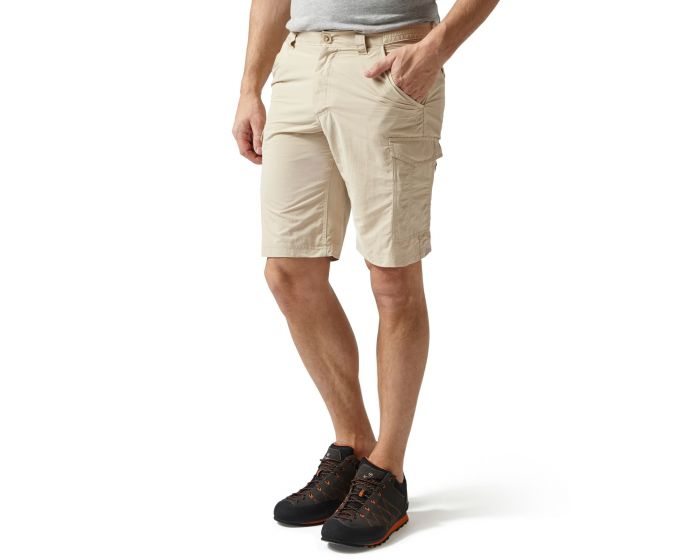 M's Insect Shield Cargo Shorts