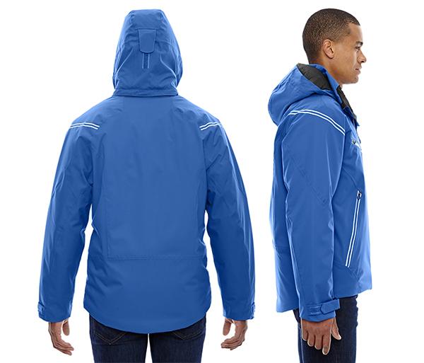 Olympic Blue Profiles