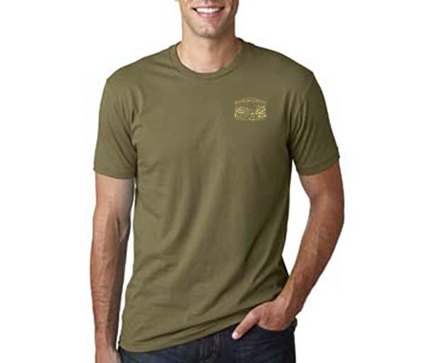 Hetch Hetchy M's Cotton Crew T