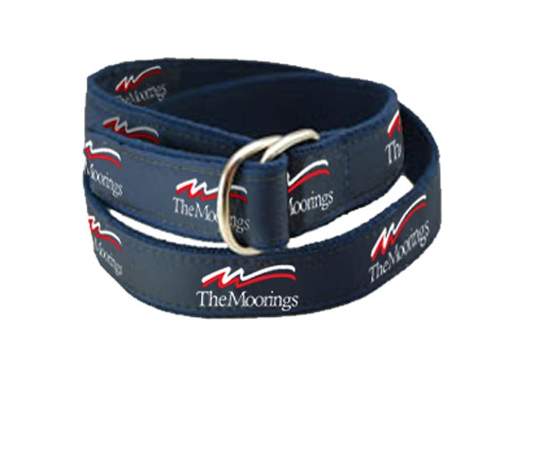 Moorings D-Ring Belt