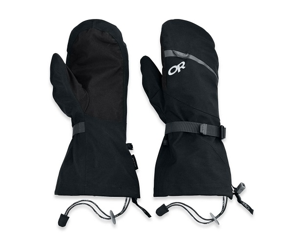 USH Waterproof GORETEX Shell Mitten Rental