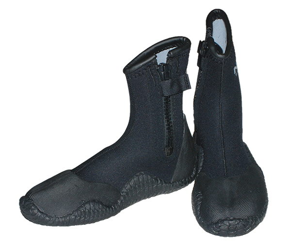 Comm-3™ Zippered Wetshoes