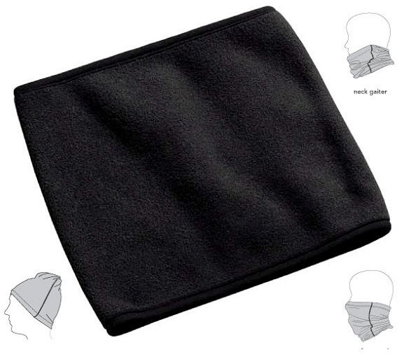 Polar Skins Fleece Neck Gaiter