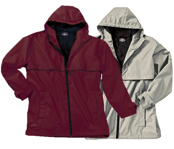 New Englander Rain Jackets