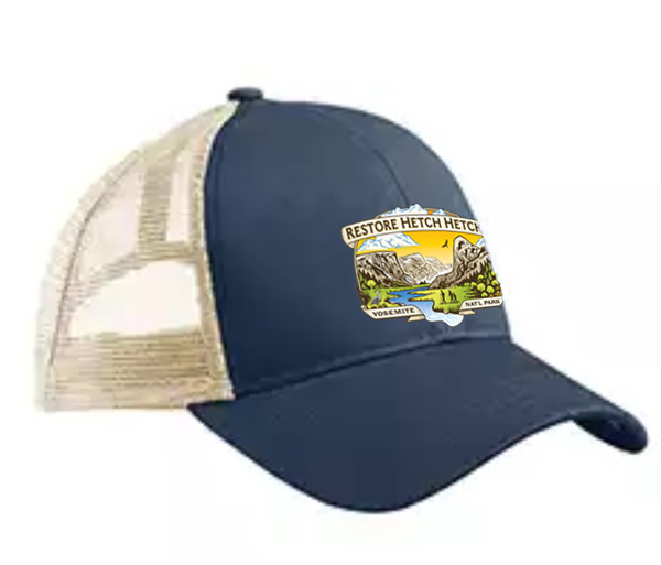 Hetch Hetchy Eco Trucker Hat