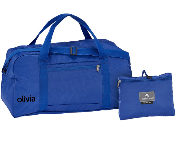 Olivia's Packable Duffel by Eagle Creek