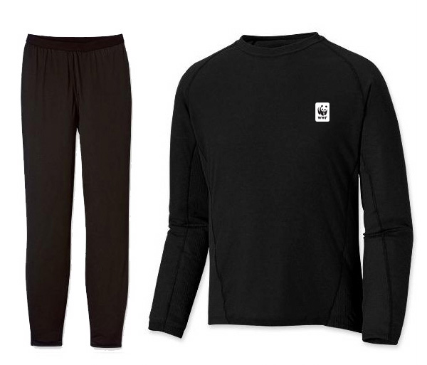 WWF Qwik Dri Midweight Thermals - Mens & Ladies