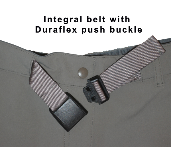 Built-in Belt