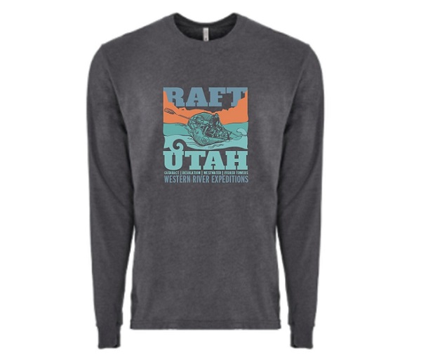 WRE Raft Utah L/S Shirt by Alphabroder