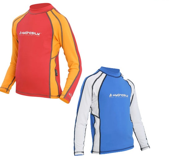 Kids UPF Hydrosilk Snorkeling & Swimming Top