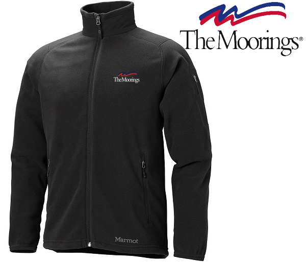 Moorings M's Reactor Polartec 100 Jacket by Marmot