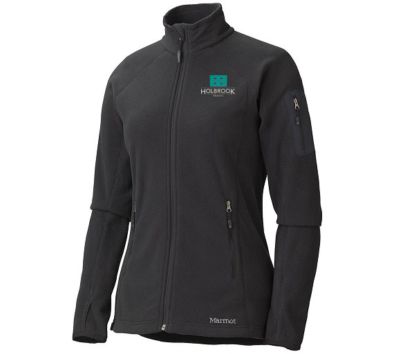 Holbrook Travel Women's Reactor Polartec 100 Jacket by Marmot
