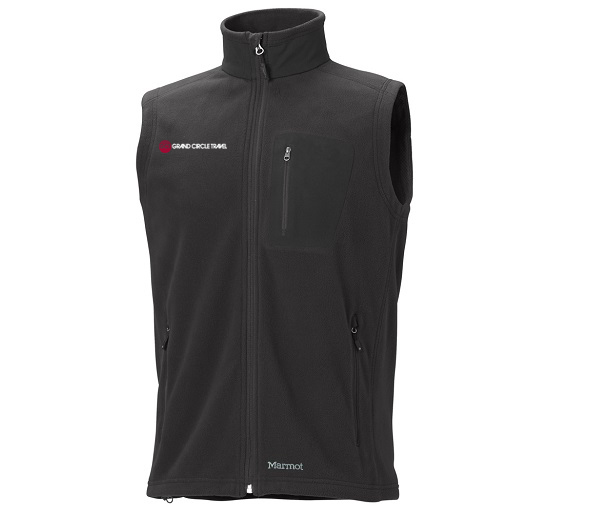 GCT's Men's Reactor Polartec 100 Vest by Marmot