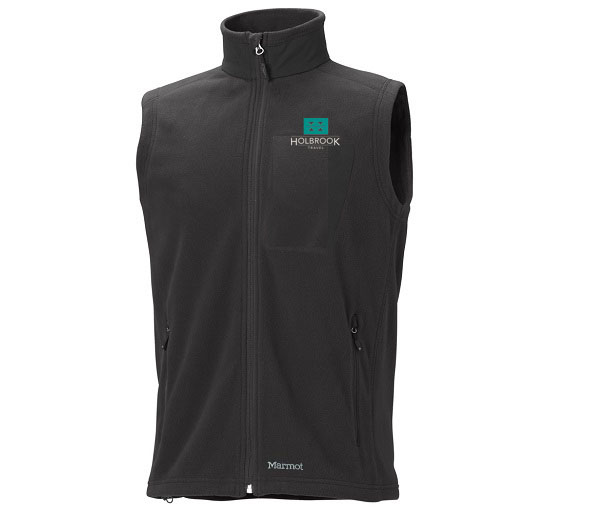 Holbrook Travel Women's Reactor Polartec 100 Vest by Marmot