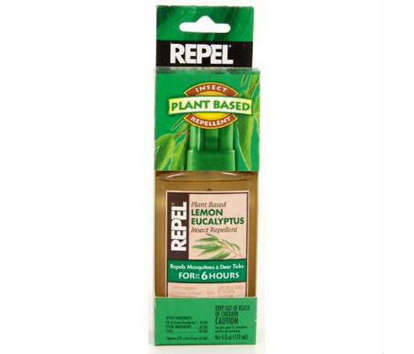 Repel Lemon Eucalyptus Repellent Pump 4oz