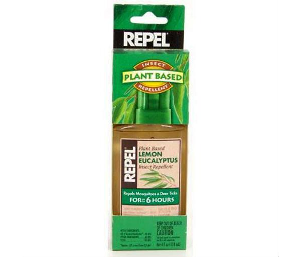Repel Lemon Eucalyptus Repellent Pump 4oz
