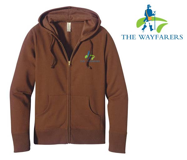 """Retro"" Wayfarers Hoodie - Men & Ladies"