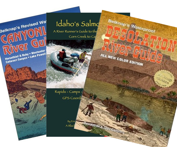 River Guide Books