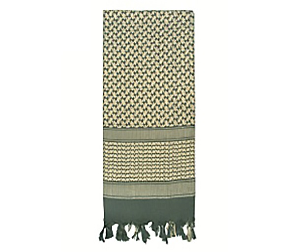 Lightweight Shemagh Tactical Desert Scarves by Rothco
