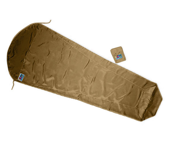 Sleeping Bags - Silk Sleeping Bag Liner by Cocoon